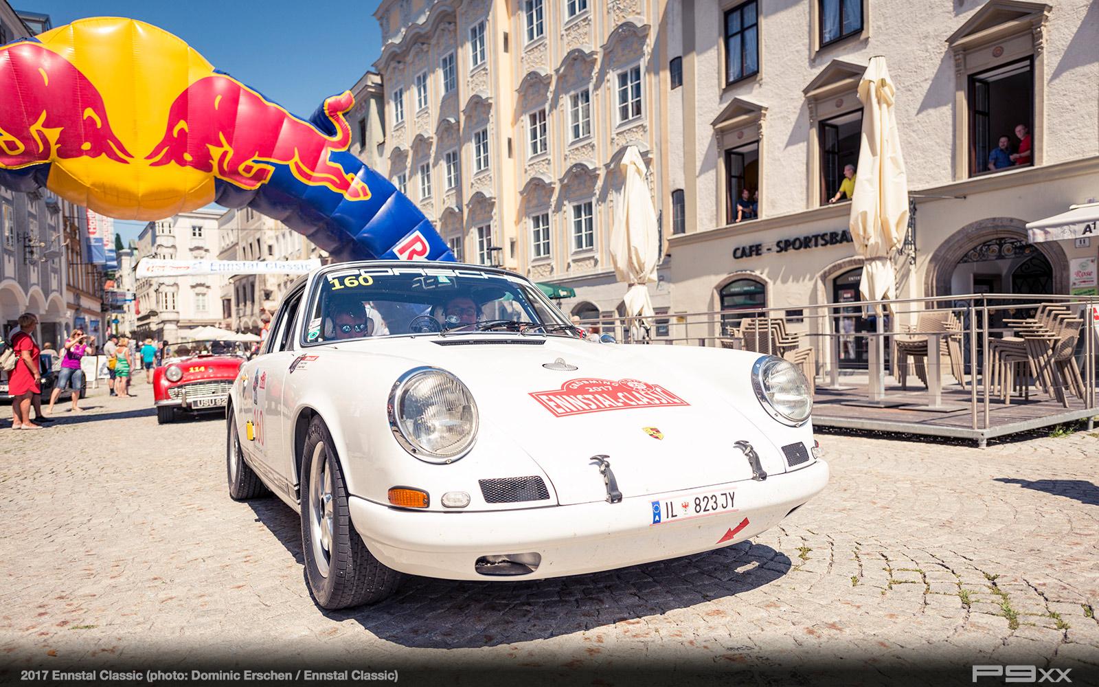 2017 Ennstal Classic Rally