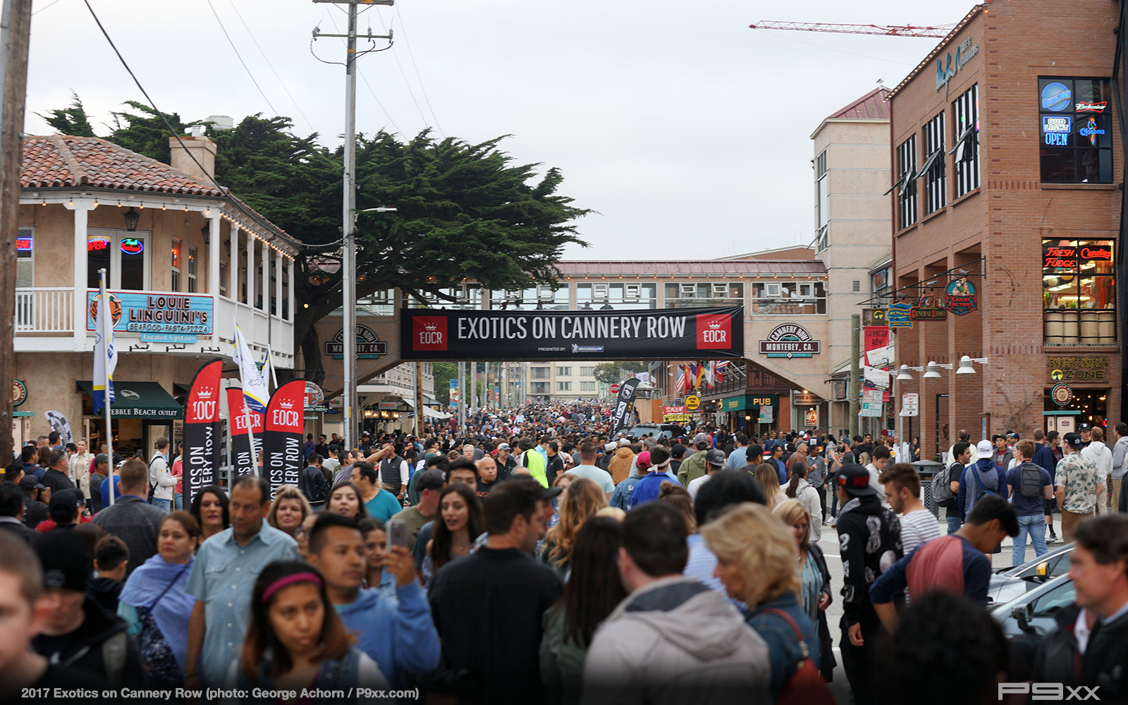 2017 Exotics on Cannery Row