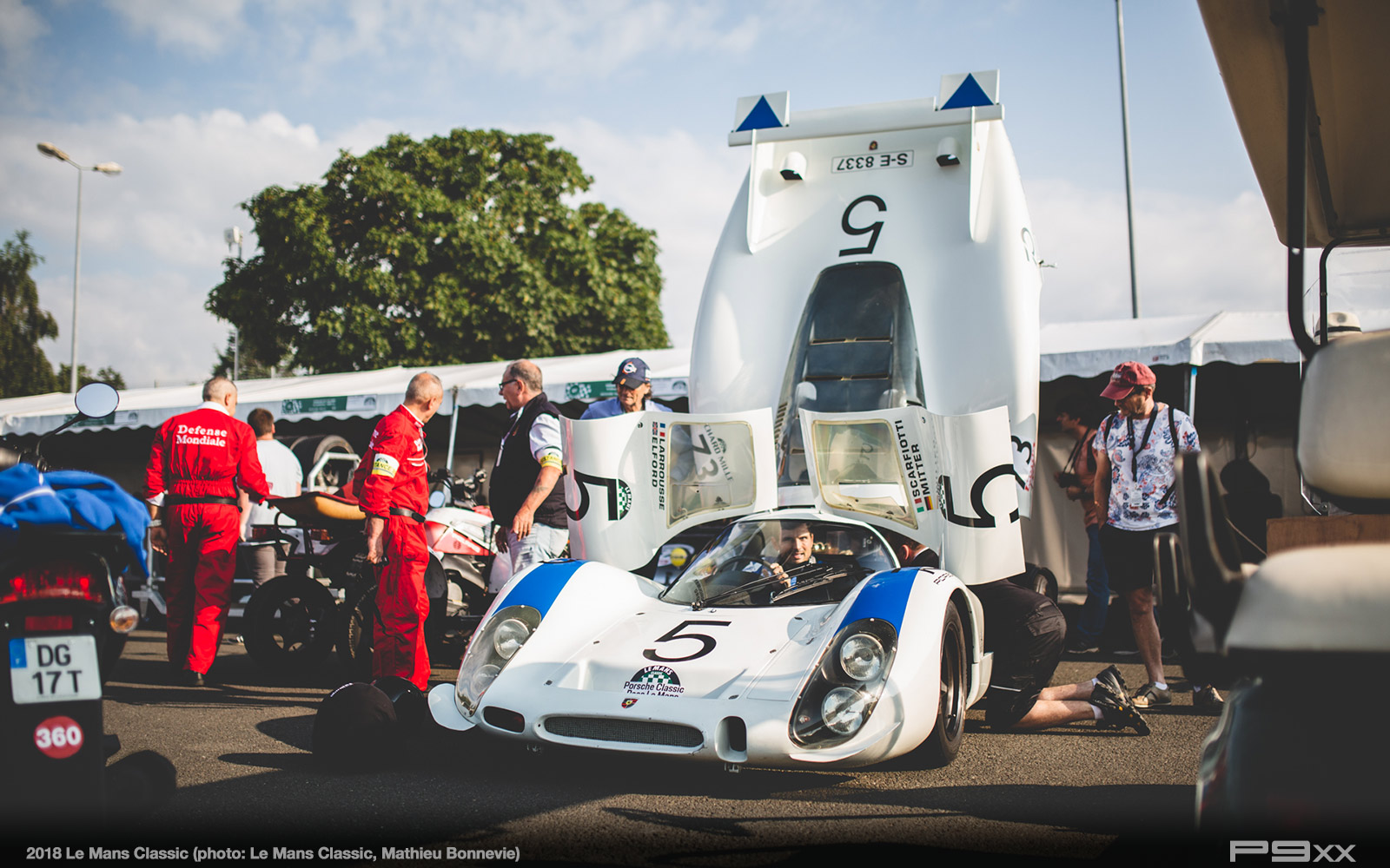 2018-Le-Mans-Classic-Porsche-308