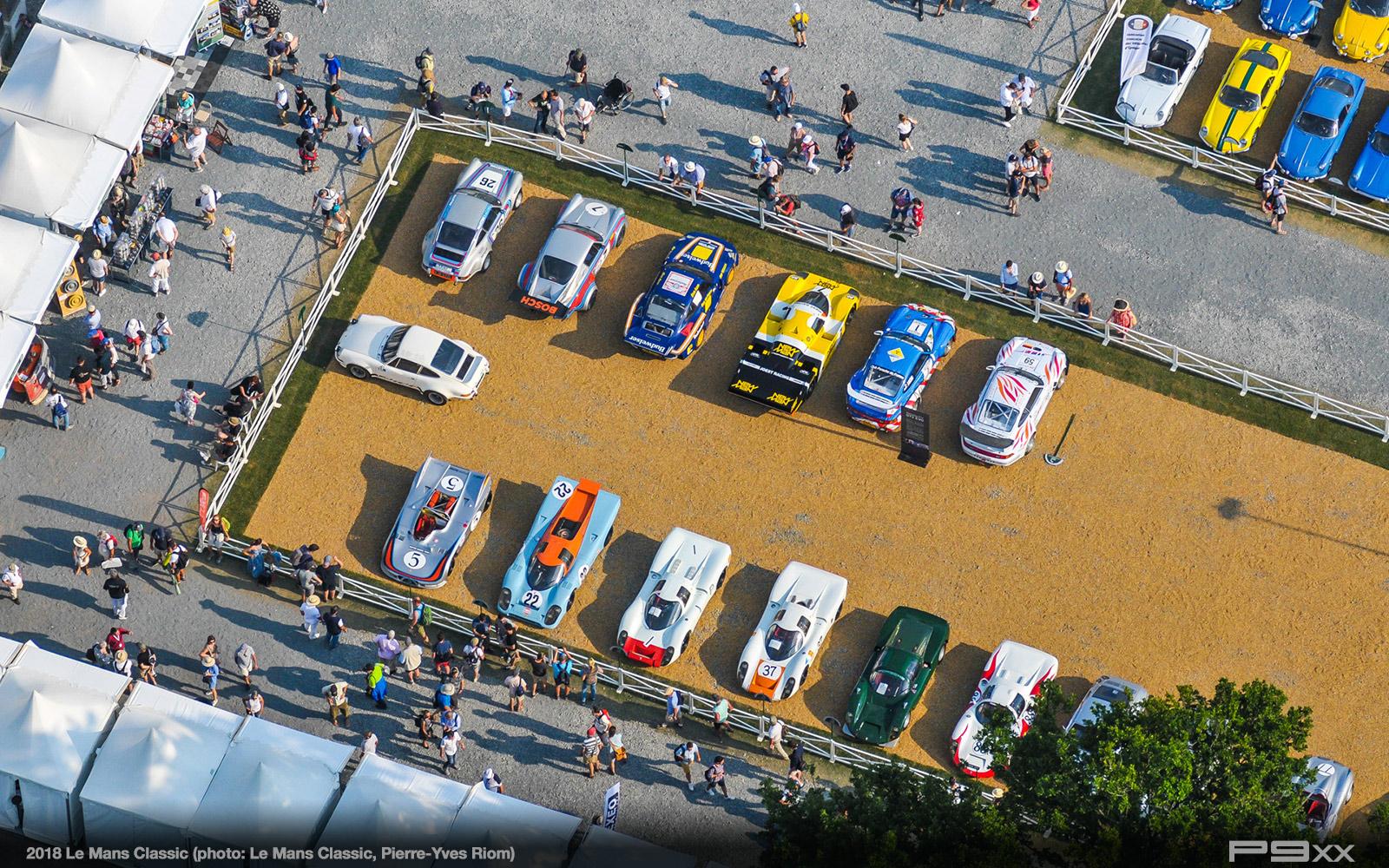 2018-Le-Mans-Classic-Porsche-365