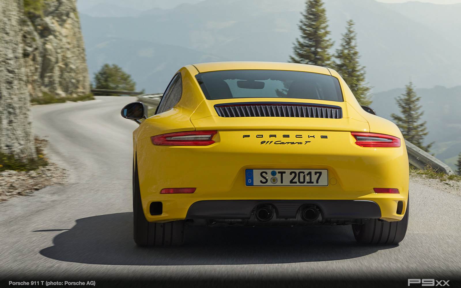 Porsche-911-Carrera-T-313