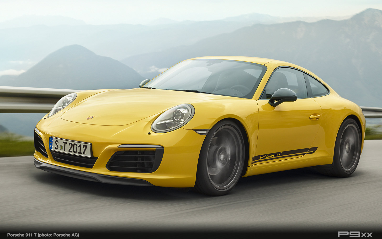 Porsche-911-Carrera-T-315