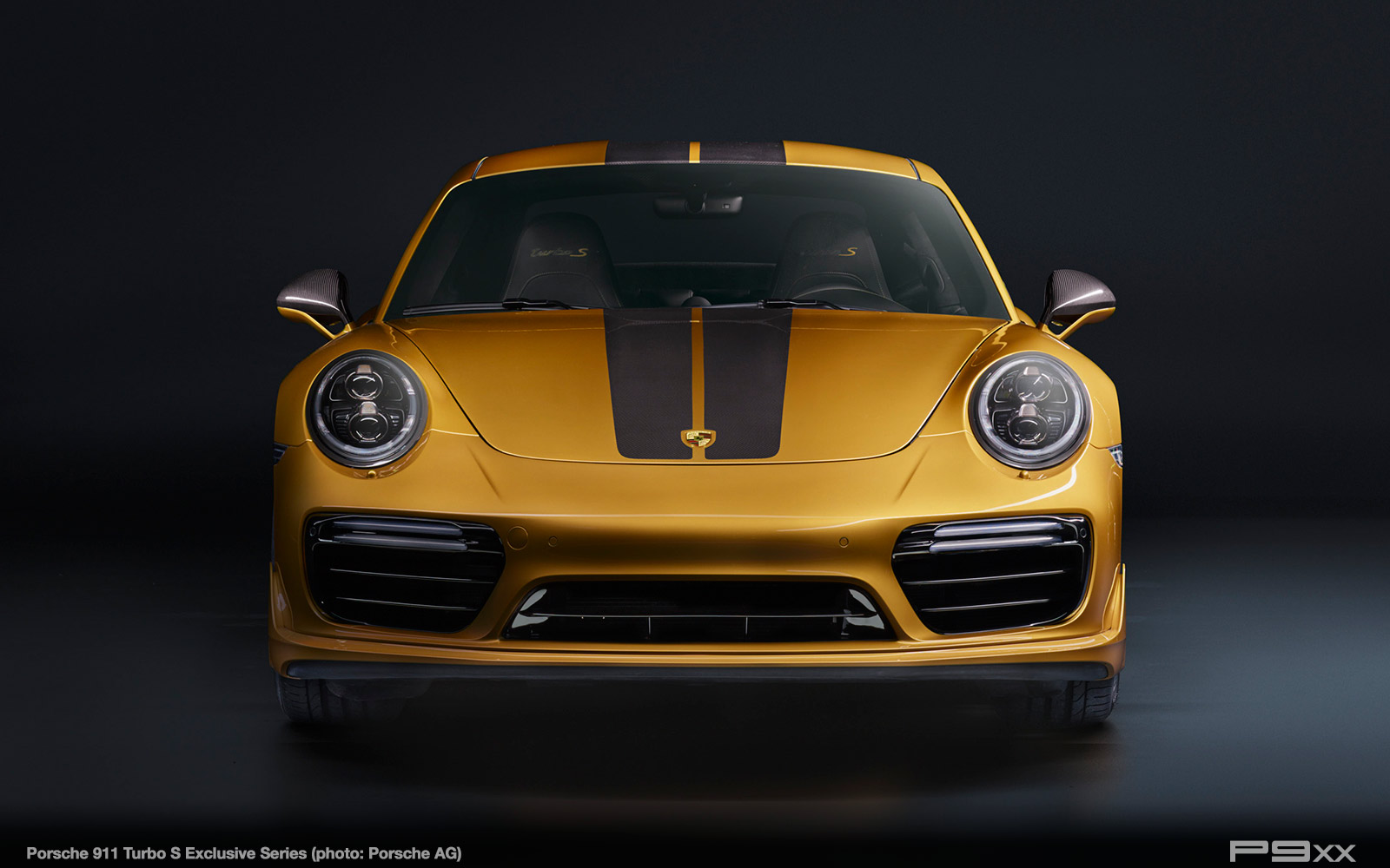 911 Turbo S Exclusive Series Coupe (EU, 991.2)