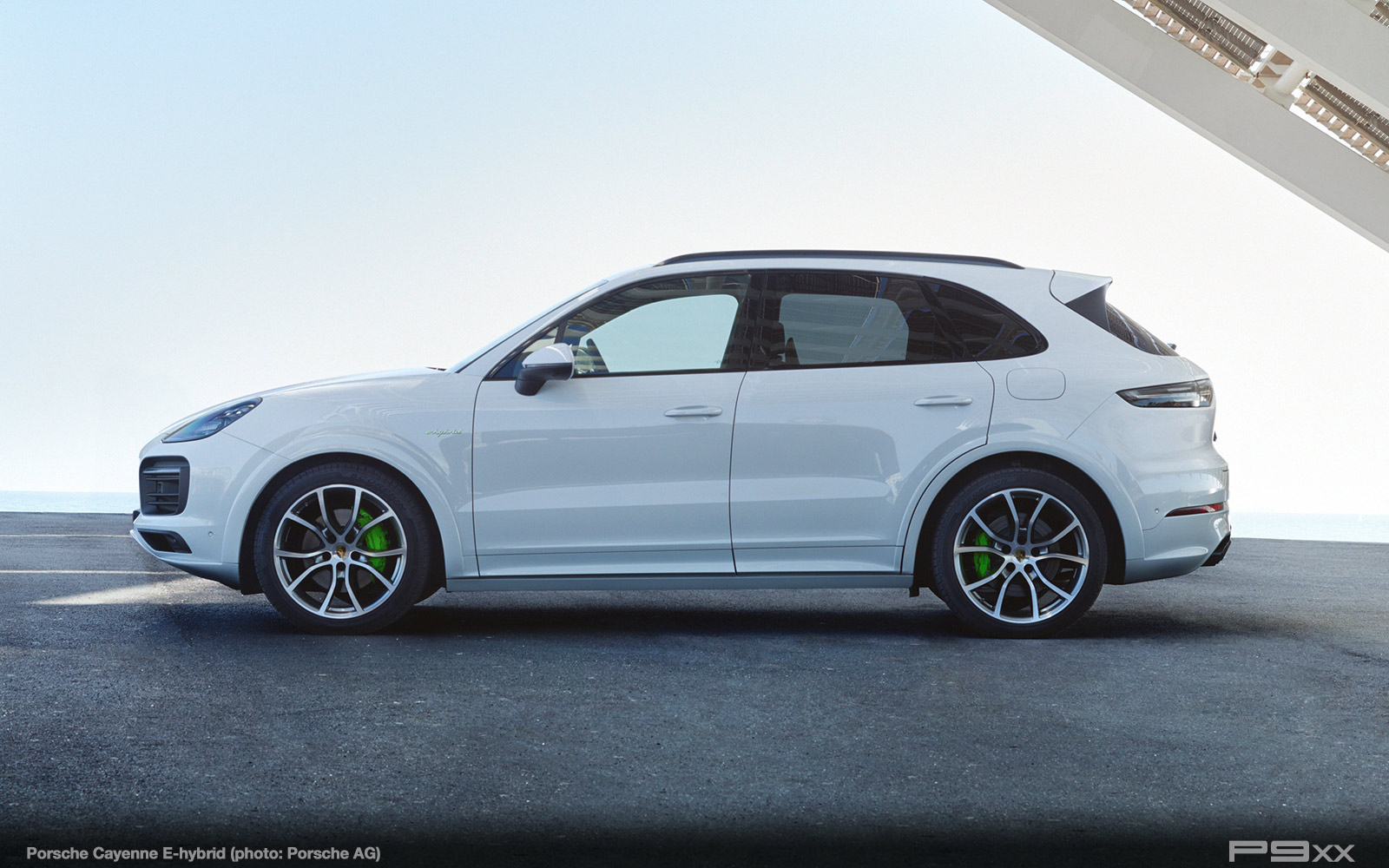 New Porsche Cayenne E Hybrid Plug In And Boosts
