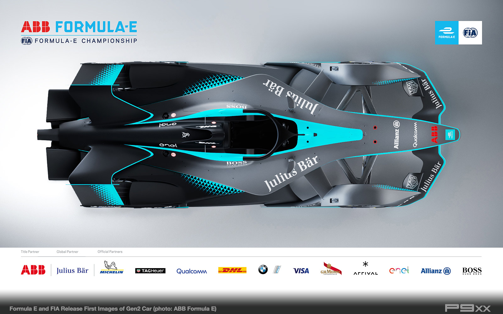E Car >> Gen2 Formula E Car Design Revealed – P9XX