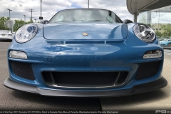 Find of the Day: 2011 Porsche 911 GT3 RS Paint to Sample Oslo Blue