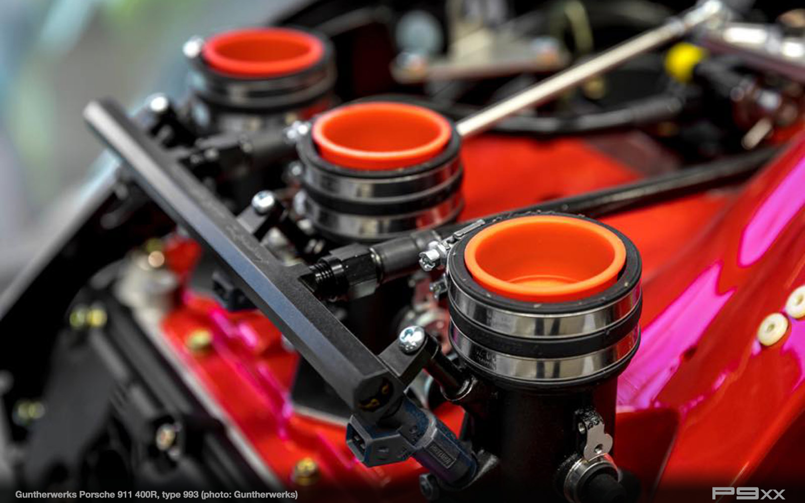 Gunther Werks 400R (993)