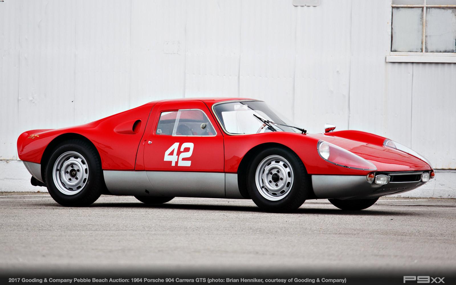 Lot 129 - 1964 Porsche 904 Carrera GTS