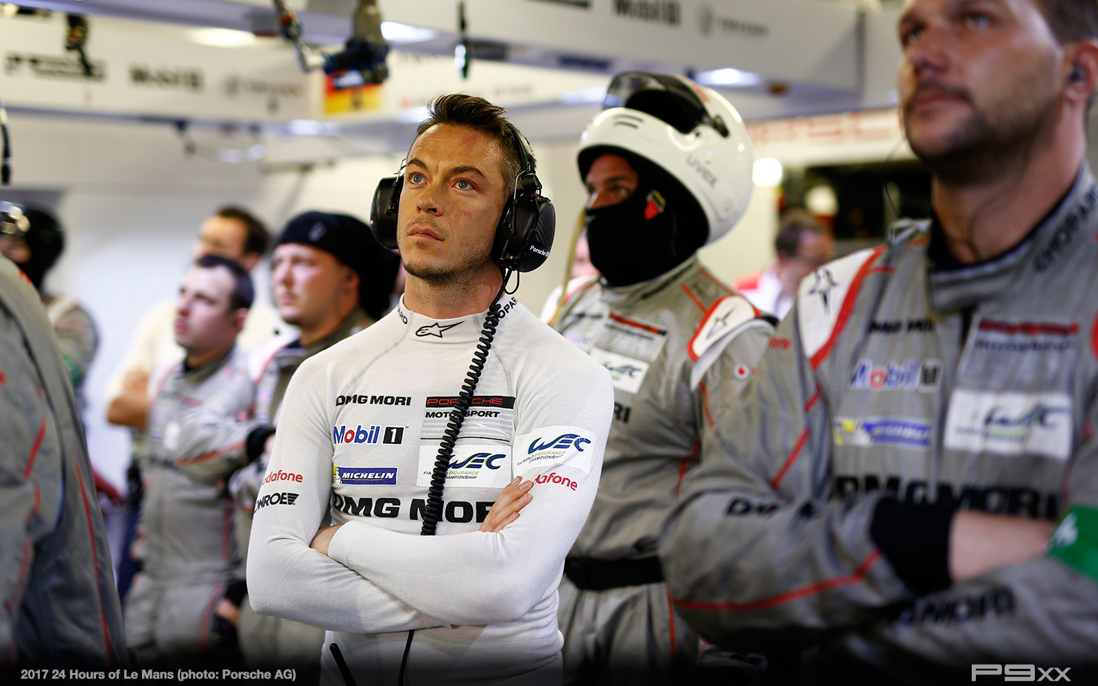 Practice and Qualifying (2017 24h Le Mans)