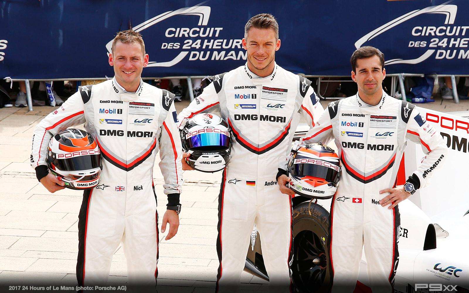 Scrutineering (2017 24h Le Mans)