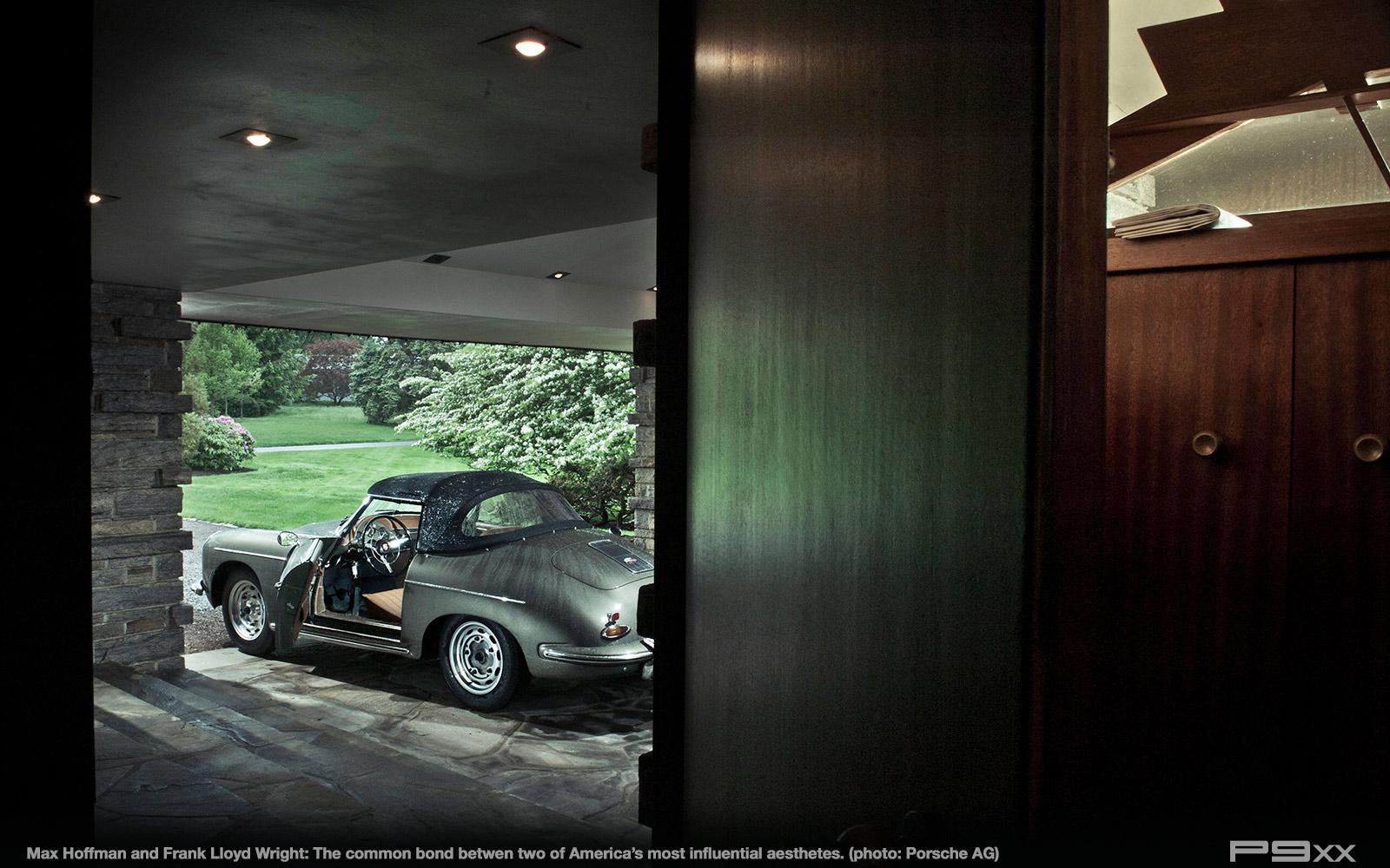 Max-Hoffman-Frank-Lloyd-Wright-Porsche-356-330