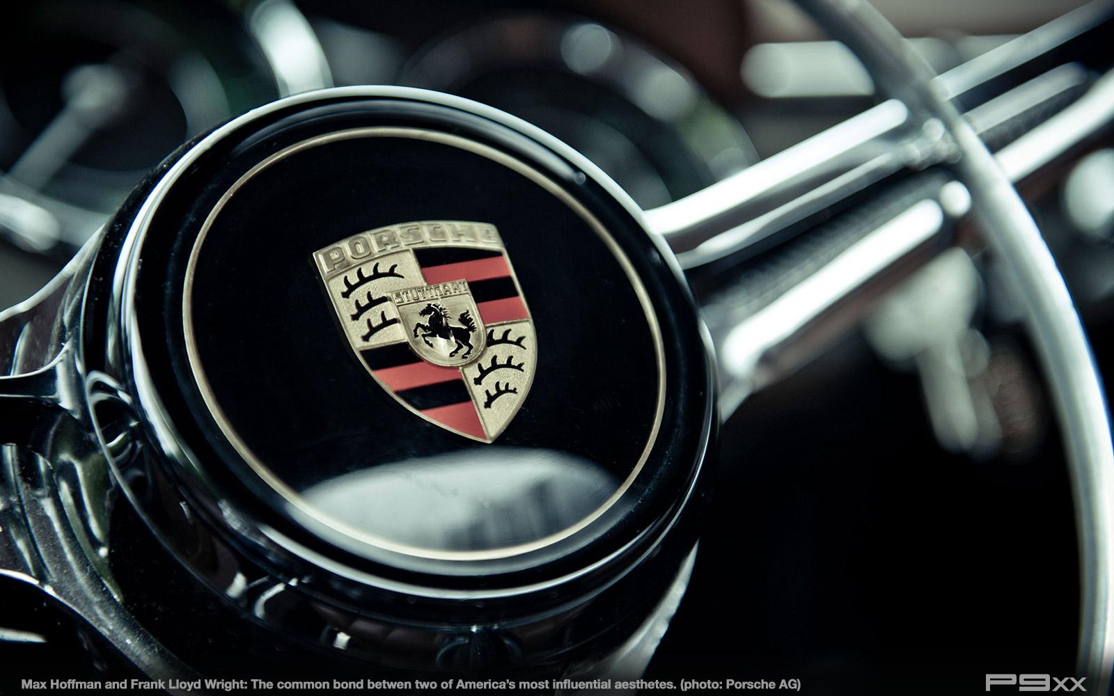 Max-Hoffman-Frank-Lloyd-Wright-Porsche-356-331