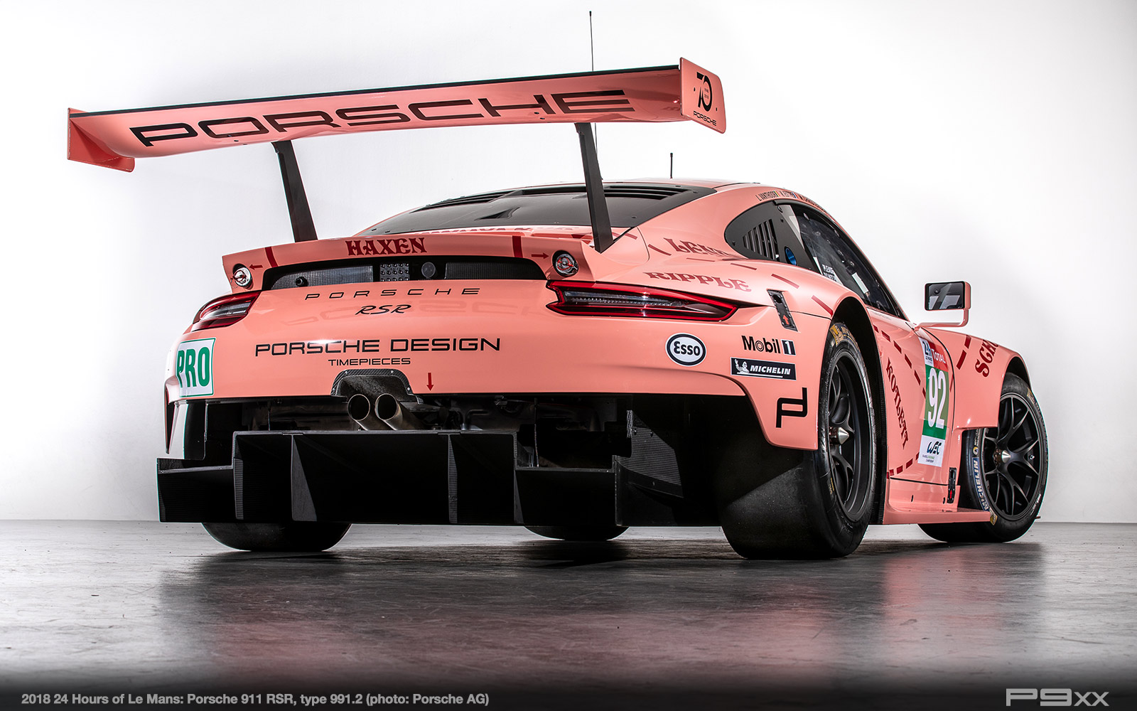 2019-24-Hours-of-Le-Mans-Porsche-911-RSR-335