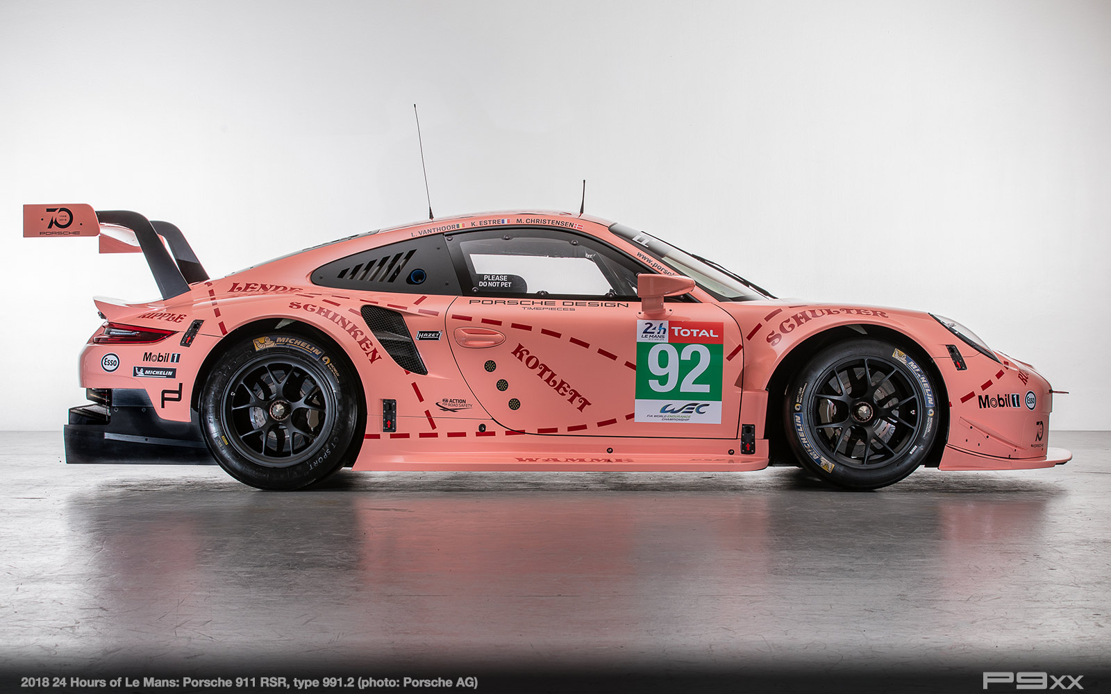 2019-24-Hours-of-Le-Mans-Porsche-911-RSR-336