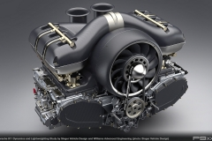 Singer Dynamics and Lightweighting Study