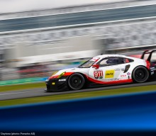 Rolex 24: New 911 RSR on Third Grid Row for Start