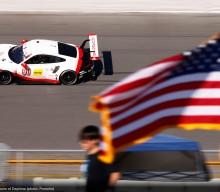 PCA Car Corral at the 55th Rolex 24 at Daytona
