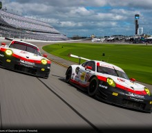 IMSA: Race Debut of New 911 RSR at Rolex 24