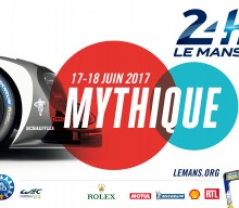 2017 24 Hours of Le Mans Poster Unveiled, Starring Porsche 919