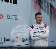 André Lotterer Tests 2017 Spec 919 Ahead of WEC Season Debut with Porsche