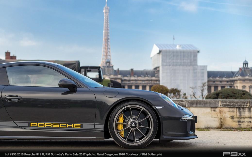 I Porsche R on