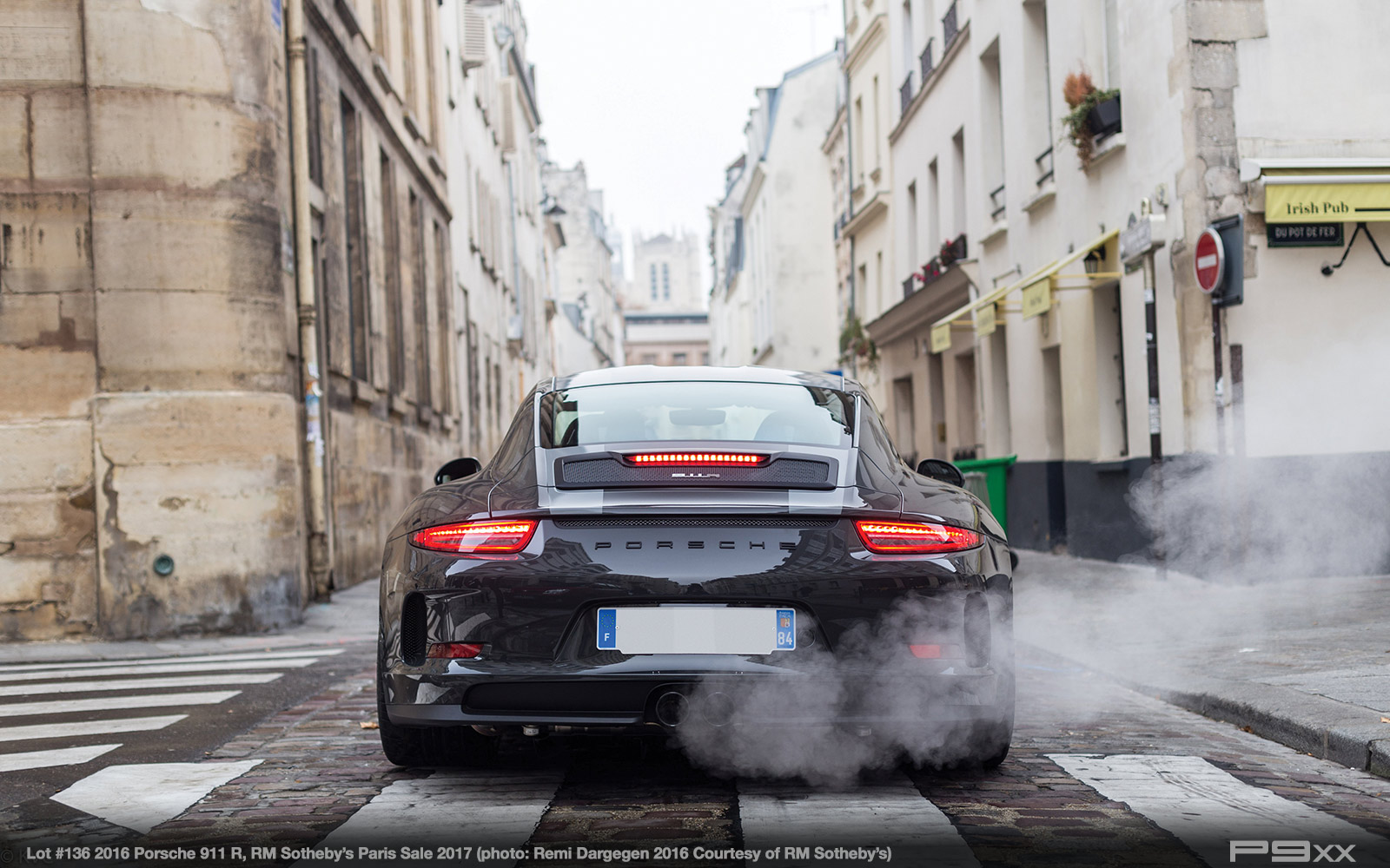 Steve mcqueen inspired porsche 911r slated for rm sothebys paris rm sothebys estimates that this 911 r will sell between 450000 650000 itll go up on the block february 8 alas unlike most of the vintage cars up sciox Images