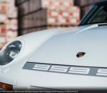 Rare Porsche 959 Sport Headed to Paris for No Reserve Auction