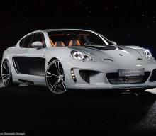 Gemballa Mistale Based on New Porsche Panamera