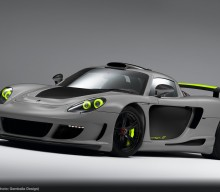 Gemballa Revisits Mirage GT with New Carbon Edition