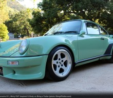 Find of the Day: Minty but Not Mint Green 1987 Carrera on BaT