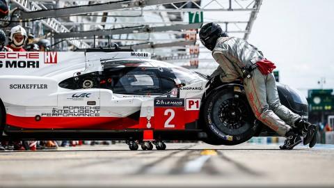 Le Mans 2017: Intense Race Preparation from Porsche LMP Team