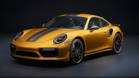 911 Turbo S Exclusive Series: Rarity with Increased Power & Luxury