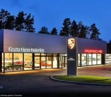 New Porsche Classic Centre in Norway