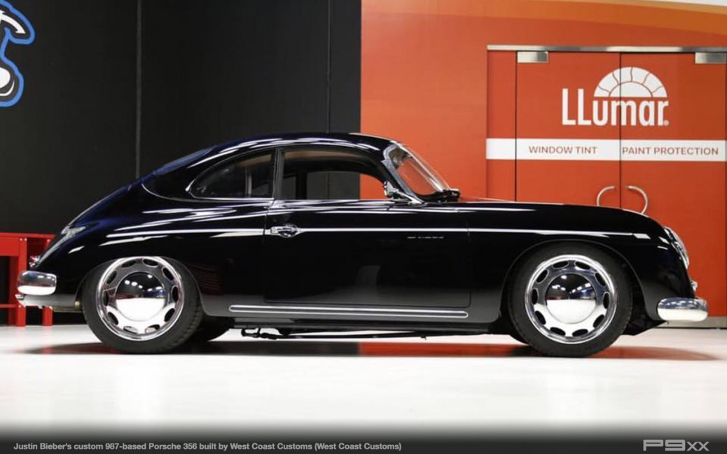 West Coast Customs Builds 356-Body 987.2 Likely for Justin Bieber – P9XX