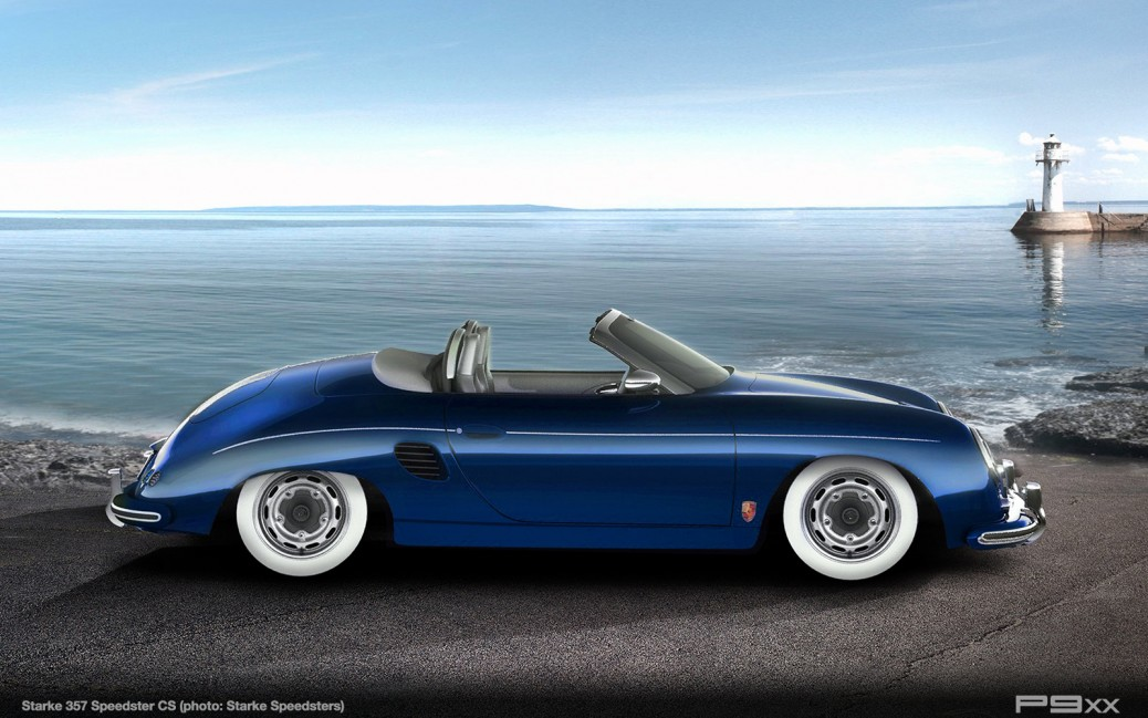 Starke Speedster Reveals Plans For 986 987 Based 357 P9xx