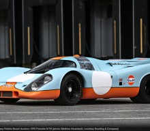 Gooding & Company Pebble Beach Auction with 1970 Gulf 917K