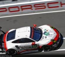 FIA WEC: Porsche GT Team Aims for Podium at Home Race