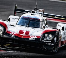 919 Hybrid with New Aerodynamics Tops Time Sheets in Practice