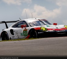 1st WEC Pole for New 911 RSR at 'Ring