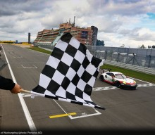 Double Podium for 911 RSR plus Customer Team with Class Win