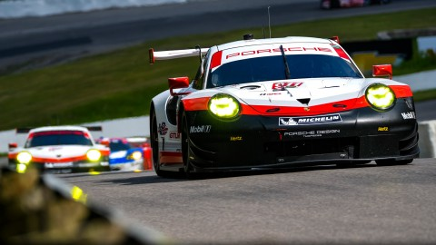 IMSA: First Pole Position for New 911 RSR