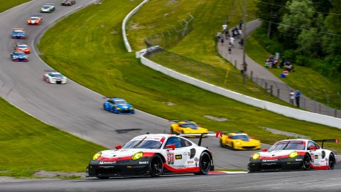 IMSA: Strong Performance Goes Unrewarded in Canada
