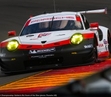 IMSA Watkins Glen: Best 911 RSR on Third Grid Row