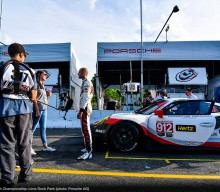 Third Pole in 3 Weeks for 911 RSR