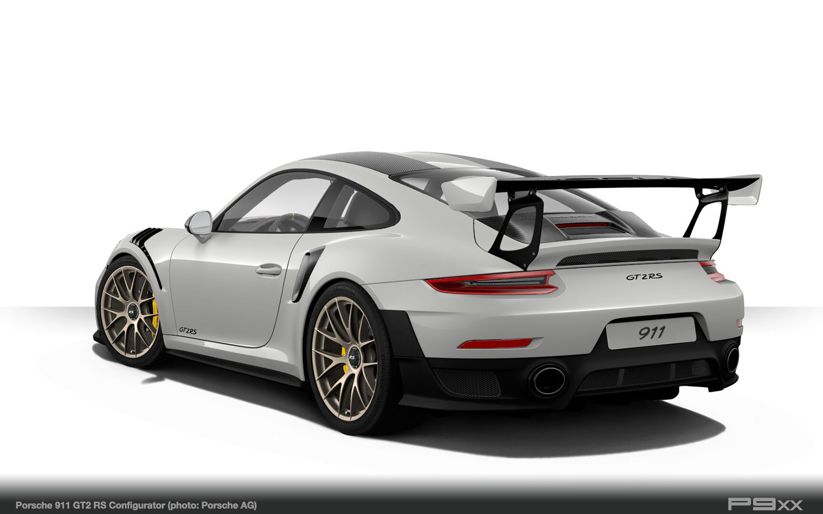 porsche s 911 gt2 rs configurator is live p9xx. Black Bedroom Furniture Sets. Home Design Ideas