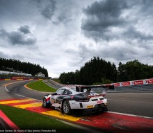 Spa 24h: 2nd Row after Final Qualifying