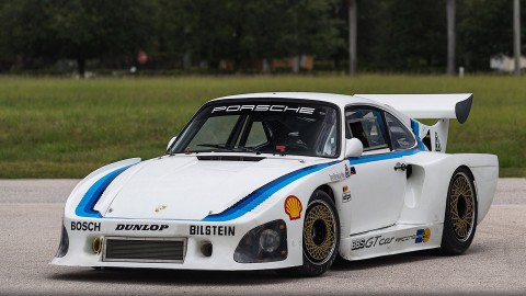 Mecum Monterey Auction 2017 with Porsche Highlights