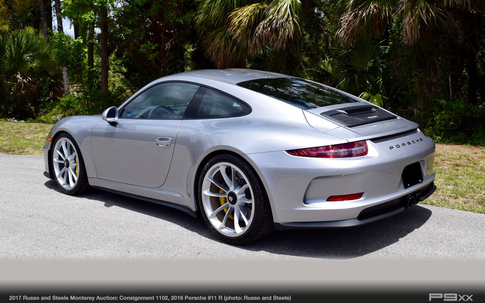 Sleeper 911 r set for russo steele monterey auction p9xx critics may call this the most boring spec 911 r ever built wed argue its the undercover 911 r likely only the serious porschephiles will recognize it sciox Images