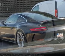 """Believed 911 GT3 """"X90"""" Spied, May Be Called Sport Classic"""