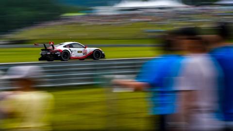 First Win for New Porsche 911 RSR